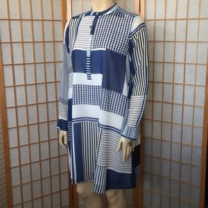 Ann Taylor LOFT L/S Pullover Dress